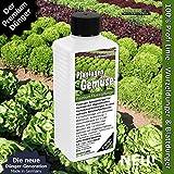 Gemüsedünger flüssig Premium für Feldfrüchte HIGHTECH NPK Gemüsepflanzen Volldünger, Gemüse düngen