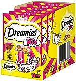 Dreamies Katzensnack Mix mit Käse & Rind, 6er Pack (6 x 60g)