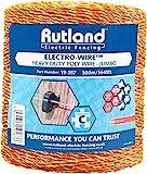 Rutland 19-187R Jumbo Elektrodraht, 500 m, Orange