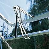 EINHELL 2 x Automatischer Fensteröffner FH70 für Gewächshaus
