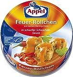 Appel Feuer-Röllchen in scharfer Schaschlik-Sauce, 12er Pack (12 x 200 g)