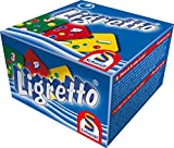 Schmidt Ligretto-Kartenspiel, blaue Edition