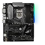 Asus ROG Strix H270F Gaming Mainboard Sockel 1151 (ATX, Intel H270, Kabylake, 4x DDR4 Speicher, USB 3.1, M.2 Schnittstelle)