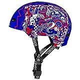O'Neal Dirt Lid ZF Rift Fahrrad MTB BMX Helm Mountain Bike BMX FR Fidlock Magnet Verschluss, 0584-7, Farbe Blau, Größe M/L