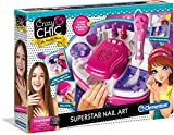 Clementoni 15174.5 - Superstar Nageldesign Set