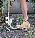 Kikka Digga Gartengabel und Spaten leicht zu graben Befestigung