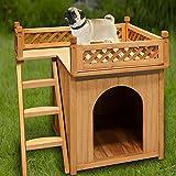 Country-Hütte, Mod.: 'Daisy' Hundehütte