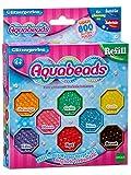 Aquabeads 79378 - Kinder Bastelperlen - Glitzerperlen