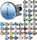 Waschbeckenstöpsel Tropfen, viele schöne Waschbeckenstöpsel zur Auswahl, hochwertige Qualität