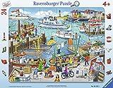 Ravensburger Puzzle 06152 Ein Tag Am Hafen