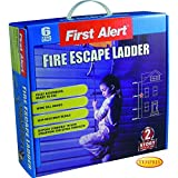 Rettungsleiter Feuerleiter First Alert 2 Stockwerke/ Etagen 4,3m Sicherheitsleiter