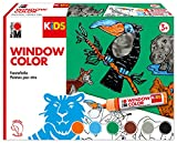 Marabu Kids Window Color Set Dschungel
