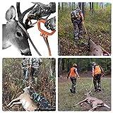MULTUS: Deer Drag, Hirsch Griff, Jagd Drag, Türkei Drag, kleine Spiel Drag, große Spiel Drag, Schlitten, PET Leine Griff, Shop, Home & Garden Griff, Camping und Angeln Utility Griff