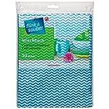 flink & sauber Wischtuch 10St