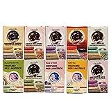 10er SET Parfüm für die Waschmaschine, Duft für die Waschmaschine, 15 ml, Wäscheduft, Wäscheparfüm, Made in Italy