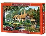 Castorland C-150915-2 - Magic Place, 1500-teilig, Klassische Puzzle