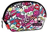 Montichelvo Montichelvo Vanity Case M&L Kiss Me Krawattenetui, 29 cm, Mehrfarbig (Multicolour)