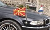 magFlags Paar Original BMW Standartenhalter