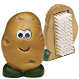 Lustige Joie Mr Potato Kartoffel-Bürste Gemüse Bürste Potato Brush