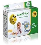 Angel-Vac Nasensauger (Für Standard Staubsauger) Mit extra weichem Saugkopf Das Original seit 30 Jahren