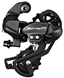 Shimano Tourney TX RD-TX800 Schaltwerk 7/8-fach schwarz 2016 Mountainbike