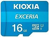 SD MicroSD Card 16GB Kioxia Exceria