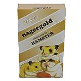 BASU Nagergold Hamsterfutter 2 x 850 g - Alleinfutter für Hamster (Goldhamster Zwerghamster)