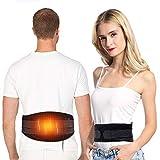Heizung Gürtel Wärmegürtel Rücken,USB Heizgürtel Elektrischer Rückenwärmer Heizkissen Bauch Taille Gürtel Wickeln für Warmer Bauch,Taillenschmerzen