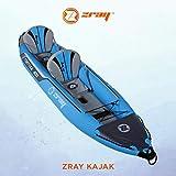 Zray Premium Kajak Set, 2-Personen