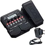 Zoom G1X FOUR Multi-Effektgerät für Gitarre + Keepdrum Netzteil 9V