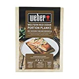 Weber Räucherbretter, Zedernholz, 4 STK, Holz