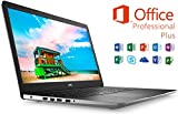 Notebook INSPIRON 17 3793 - Intel Core i7-1065G7 - 32GB-RAM - 1000GB NVMe SSD + 1000GB - Windows 10 + MS Office 2016 Pro - 44cm (17.3') Full HD Matt