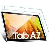 Benazcap [2 Stück] Panzerglas für Samsung Galaxy Tab A7, Einfache Installation/Kratzfest/High Definition/9H-Härte Panzerglas für Samsung Tab A7 10,4 Zoll 2020