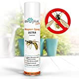 Ida Plus - Wespenspray Ultra gegen Wespen - Bekämpft alle Wespen & Wespennester in Haus, Garten, Dachböden – mit Sofortwirkung – Insektenvernichter zur Wespenbekämpfung 1ner Set