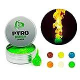 Phone Skope Pyro Putty Winter, Sommer, Eco Blend, Notfall-Überlebens-Feuerstarter, Green Eco Blend Fully Renewable Resources