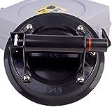 IMT 8' Hochleistungsvakuum-Saugheber, leistungsstarker, industrieller Vakuumheber mit Handgriff zum Heben von Granit und zum Auswechseln von Fenstern, Tragkraft 150 Pfund/Tragekoffer