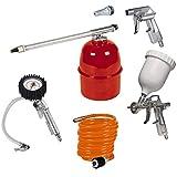 Einhell 4132720 41.327.20 Kompressoren-Zubehör, Metallisch, Rot, Weiß