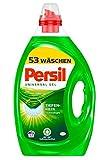 Persil Universal Kraft-Gel Excellence, Flüssigwaschmittel, 106 (2 x 53) Waschladungen mit Tiefenrein-Technologie
