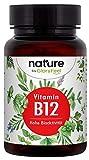 Vitamin B12 Vergleichsssieger 2020* - 200 Tabletten (13 Monate) - Vegane Bioaktive B12-Formen + Depotform Hydroxocobalamin + Folsäure 5-MTHF - Laborgeprüft hergestellt in Deutschland