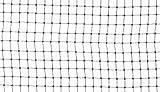 Vogelschutznetz Teichnetz Katzennetz Kunststoffnetz, 4 x 10m (12 x 14mm) schwarz