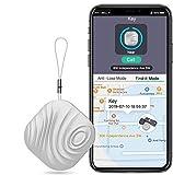 Schlüsselfinder, Artikel-Tracker, Geldbörse, Telefonfinder, Tracking-Locator, multifunktional, Schlüsselfinder, kabellos, für iOS und Android, funktioniert mit Bluetooth