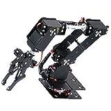 Shiwaki DIY 6DOF Mechanische Roboterarm Clamp Kit Für Roboterauto Arduino
