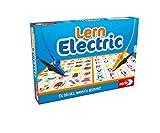 Noris 606013711 Lern Electric Der Lernspiel-Klassiker Was passt zusammen, Es blinkt, wenn's stimmt, ab 6 Jahren