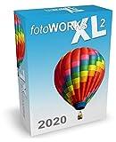 Fotoworks XL 2 (2020er Version) Bildbearbeitungsprogramm zur Bildbearbeitung in Deutsch - umfangreiche Funktionen, sehr einfach zu bedienen, kinderleicht Fotos bearbeiten im Fotobearbeitungsprogramm