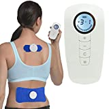 Med-Fit 2 kabelloser TENS- und neuromuskulärer Stimulator - Benutzerfreundliche Programme zur Schmerzlinderung & Muskelstimulation, Maximale Stärke, Vollständig wiederaufladbar, Medizinisch anerkannt.
