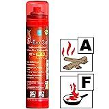 F-Exx 3.0 F - Der Fett- und Festbrand-Feuerlöscher für die Küche und Zuhause (Made in Germany)