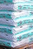 Eurosalt Palette Salztabletten/Regeneriersalz/Salz Pastillen für Wasserenthärtungsanlagen und Schwimmbäder 1000 kg - (40 x 25kg) BUNDESWEIT GELIEFERT (Inseln ausgeschlossen.)