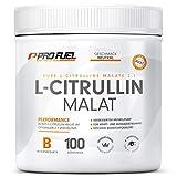 L-Citrullin Malat Pulver 2:1 | Hochdosiert & Rein | Made in Germany | Workout Booster | 100% vegan – 300g