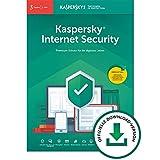 Kaspersky Internet Security 2020 Standard   3 Geräte   1 Jahr   Windows/Mac/Android   Aktivierungscode per Email