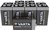 VARTA Power on Demand 9V Block - 10er Pack - smart, flexibel und leistungsstark für den mobilen Endkonsumenten - z.B. für Smart Home Geräten, Rauchmelder, Brandmelder